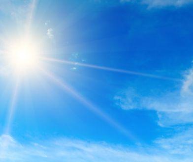 Pogoda. Wraca słoneczna i wakacyjna aura. Nawet 25 st.C w środę. Upał od czwartku!