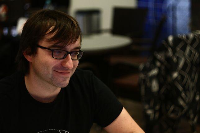 Artur Łukasik, jeden z architektów sukcesu PW-Sat2