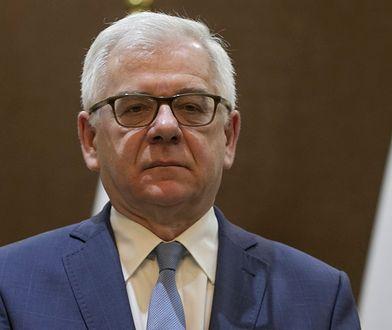 Z MSZ kierowanego przez Jacka Czaputowicza odeszło 51 pracowników