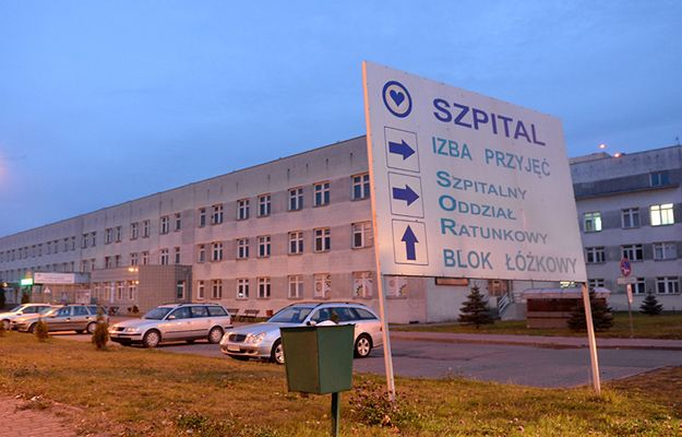 NFZ: liczba personelu w szpitalu w Starachowicach była zgodna z przepisami