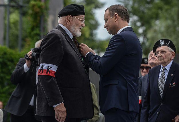 Obchody 72. rocznicy Powstania Warszawskiego. Zgrzyt po wystąpieniu Andrzeja Dudy
