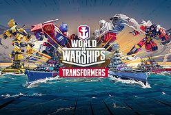 Transformersy wkraczają do akcji w World of Warships i World of Warships: Legends