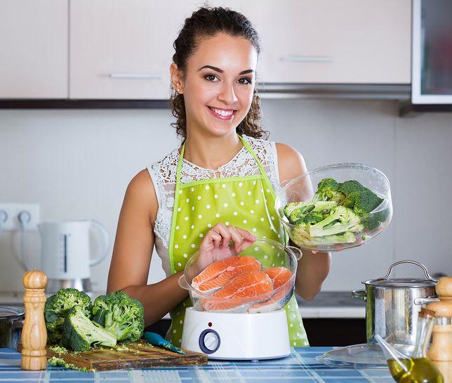 Zacznij jeść zdrowo - najlepsze parowary już za ok. 150 zł