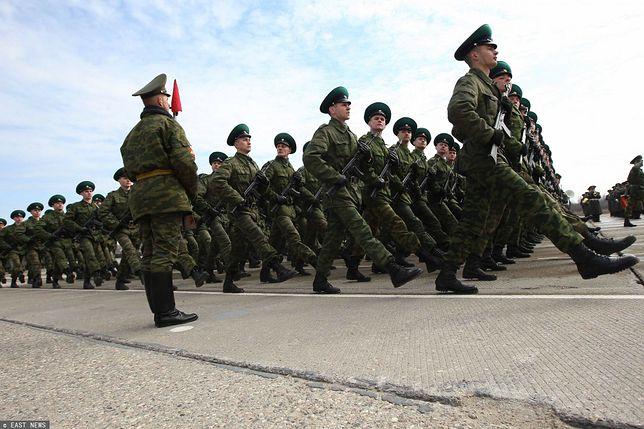 Rosjanie planują wielką mobilizację rezerwistów