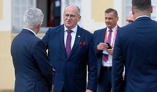 Zbigniew Rau w FAZ: Władimir Putin wabi Niemcy w pułapkę