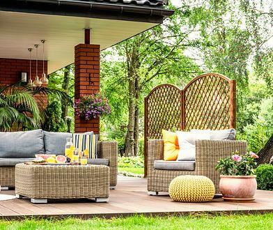Wypoczynku w ogrodzie nie powinno nic zakłócać