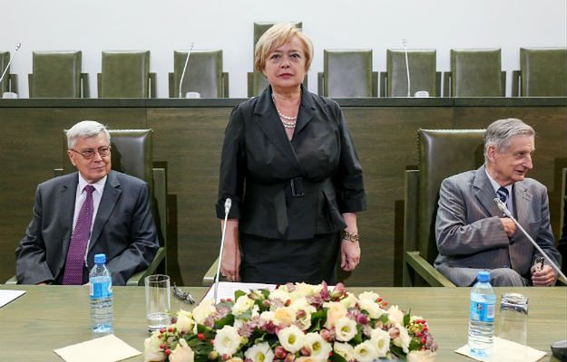 Prezes Sądu Najwyższego Małgorzata Gersdorf - nowy wróg publiczny PiS