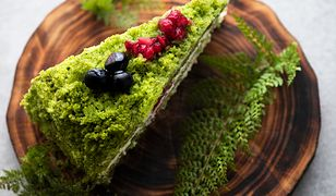 Ciasto szpinakowe. Słodki i zdrowy deser