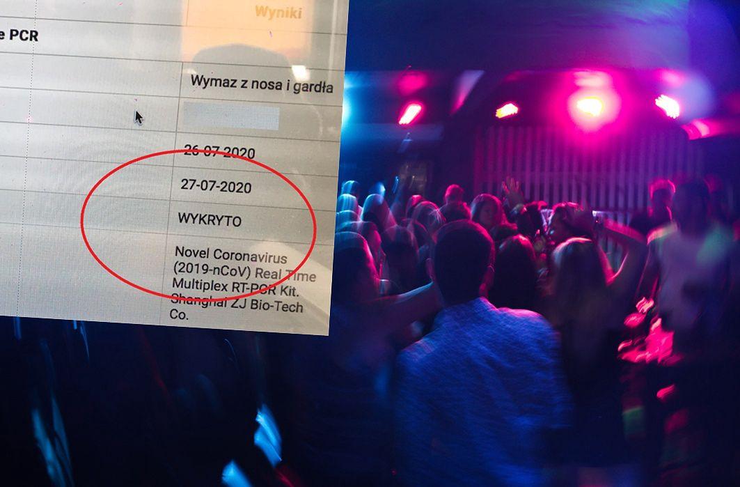 """Koronawirus na imprezach. """"Pięciu moich znajomych DJ-ów siedzi na kwarantannie"""""""