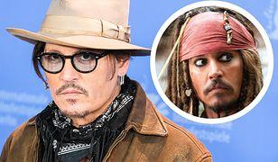 """Johnny Depp raczej nie ma co liczyć na dużą rolę w kolejnych """"Piratach z Karaibów"""""""