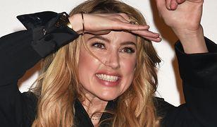 """Amber Heard zagrała jedną z głównych ról w """"Aquamanie"""" Jamesa Wana z 2018 r."""