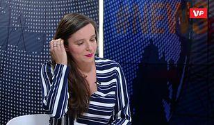 Klaudia Jachira: Jarosław Kaczyński nie mógłby mnie pocałować w dłoń