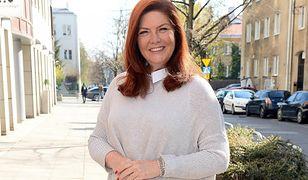 Katarzyna Dowbor pomogła ofiarom przemocy domowej. Dzięki niej mają nowy dom