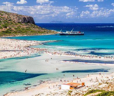 Kreta na Morzu Śródziemnym jest największą spośród wysp Grecji
