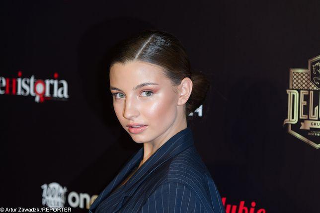Julia Wieniawa komentuje plotki o ciąży