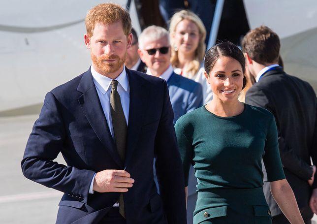 Książęca para podróżowała z zaufanymi osobami