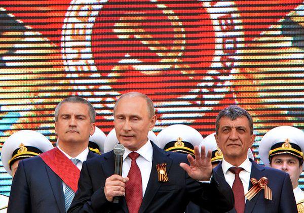 Ekspert dla WP.PL: prezydenci republik postsowieckich trzęsą się ze strachu przed Putinem