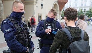 Koronawirus. Polska policja pilnuje przestrzegania obostrzeń. Mandaty za brak maseczek (Fot.: policja.gov.pl)