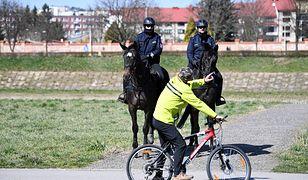 Policja nieustannie sprawdza, czy przepisy nie są łamane