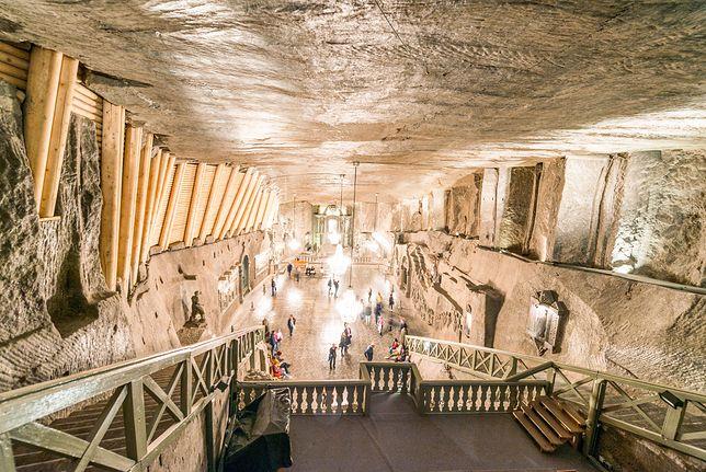 Kopalnia soli w Wieliczce to jeden z turystycznych hitów w Polsce