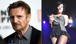 """Liam Neeson otrzymał """"nietypową"""" dedykację od Lily Allen"""