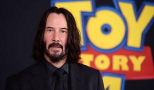 """Keanu Reeves podłożył głos kontrowersyjnej postaci w """"Toy Story 4"""""""