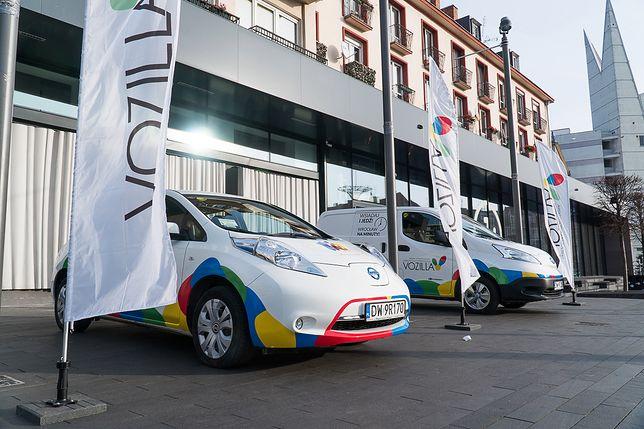 Zainteresowani odkupieniem samochodów elektrycznych od Vozilli mogą już zgłaszać się do BOK we Wrocławiu.