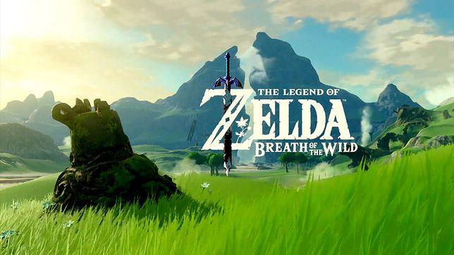 The Legend of Zelda: Breath of the Wild - przygodowa gra akcji