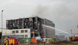 Pożar serwerowni OVH w Strasburgu. Paraliż internetu również w Polsce