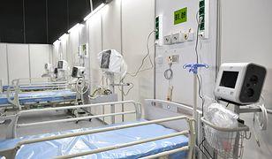 Koronawirus. Nowe szpitale dla chorych na COVID. Sytuacja coraz gorsza?