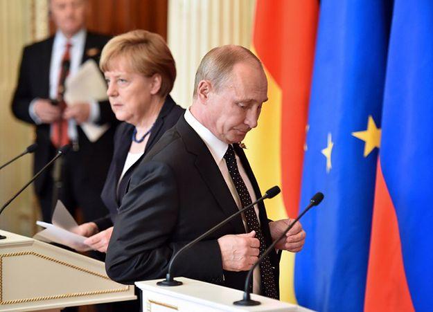 Współpracownik Merkel: rząd Niemiec nie da się szantażować ws. Ukrainy
