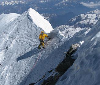 Zimowe wyprawy Simone Moro
