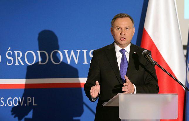 Andrzej Duda nie podjął jeszcze decyzji ws. wyborów