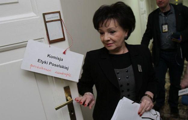 Elżbieta Witek nowym rzecznikiem PiS