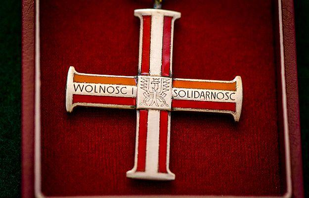 Lech Norbert Kosiak nie chce Krzyża Wolności i Solidarności