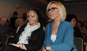 Niezwykła przyjaźń Agaty Młynarskiej i Joanny Kurowskiej