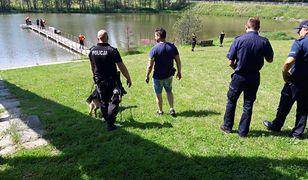 Nurkowie poszukują nastolatka na kąpielisku w Pietrowicach Głubczyckich