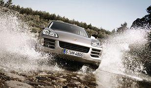 Niemcy: Zakaz dopuszczania do ruchu samochodów Porsche Cayenne