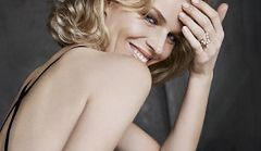 Eva Herzigova dla Dior Capture Totale