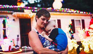 2-letni Brody umiera, ale doczekał Gwiazdki