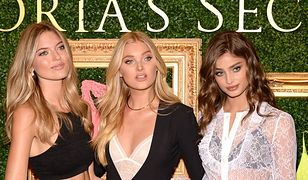 Victoria's Secret hosts live global media event to reveal Bralette Collection & launch multi-city tour at Victoria's Secret at Herald Square on April 12, 2016 in New York City