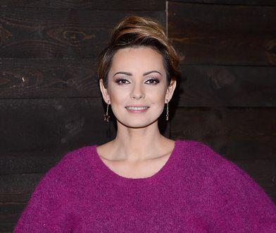 Dorota Gardias wychowuje córkę
