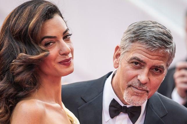 Amal i George Clooneyowie są razem od 2013 r.