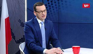 """Premier Mateusz Morawiecki w kuchni. """"Muszę się pochwalić"""""""