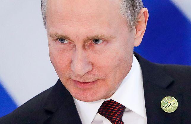 Putin o spotkaniu z Trumpem