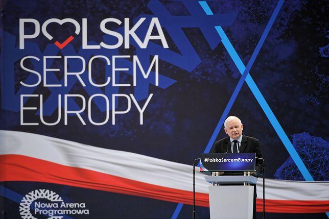 Do słów Kaczyńskiego Kopacz odniosła się na konferencji prasowej