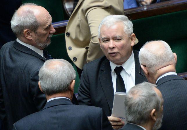 Antoni Macierewicz, Jarosław Kaczyński