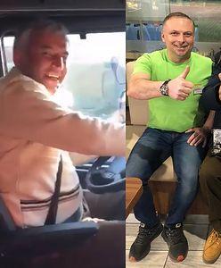 """Irański kierowca wraca do domu. Fardin mówi """"moja Polska"""" i tańczy za kółkiem"""