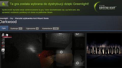 Steam zaakceptował nowe gry z platformy Greenlight - w tym polskie Darkwood