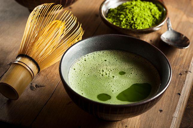 Zielone gotowanie. Jak wykorzystać herbatę matcha w kuchni?